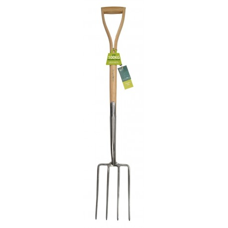 RHS Forquilha de aço inoxidável