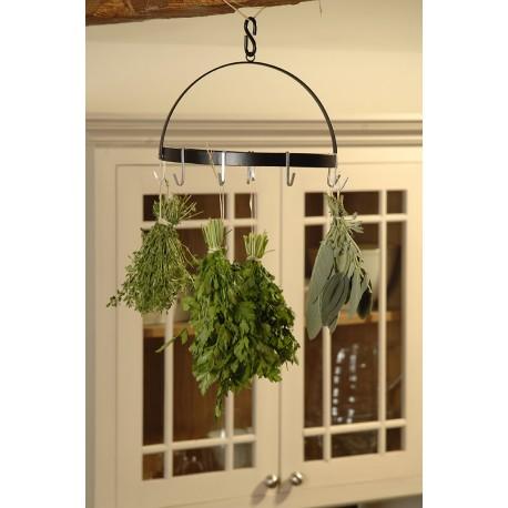 Suporte para secagem de ervas